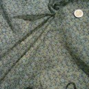 Voile coton imprimé