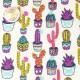 Coton / cactus