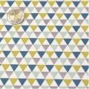 Coton / triangles