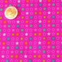Coton / étoiles