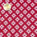 Coton / motif étoilé