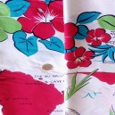 Coton / motifs Hawai